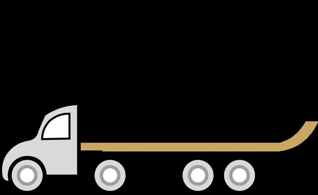LCV (Longer Combination Vehicles) Routes