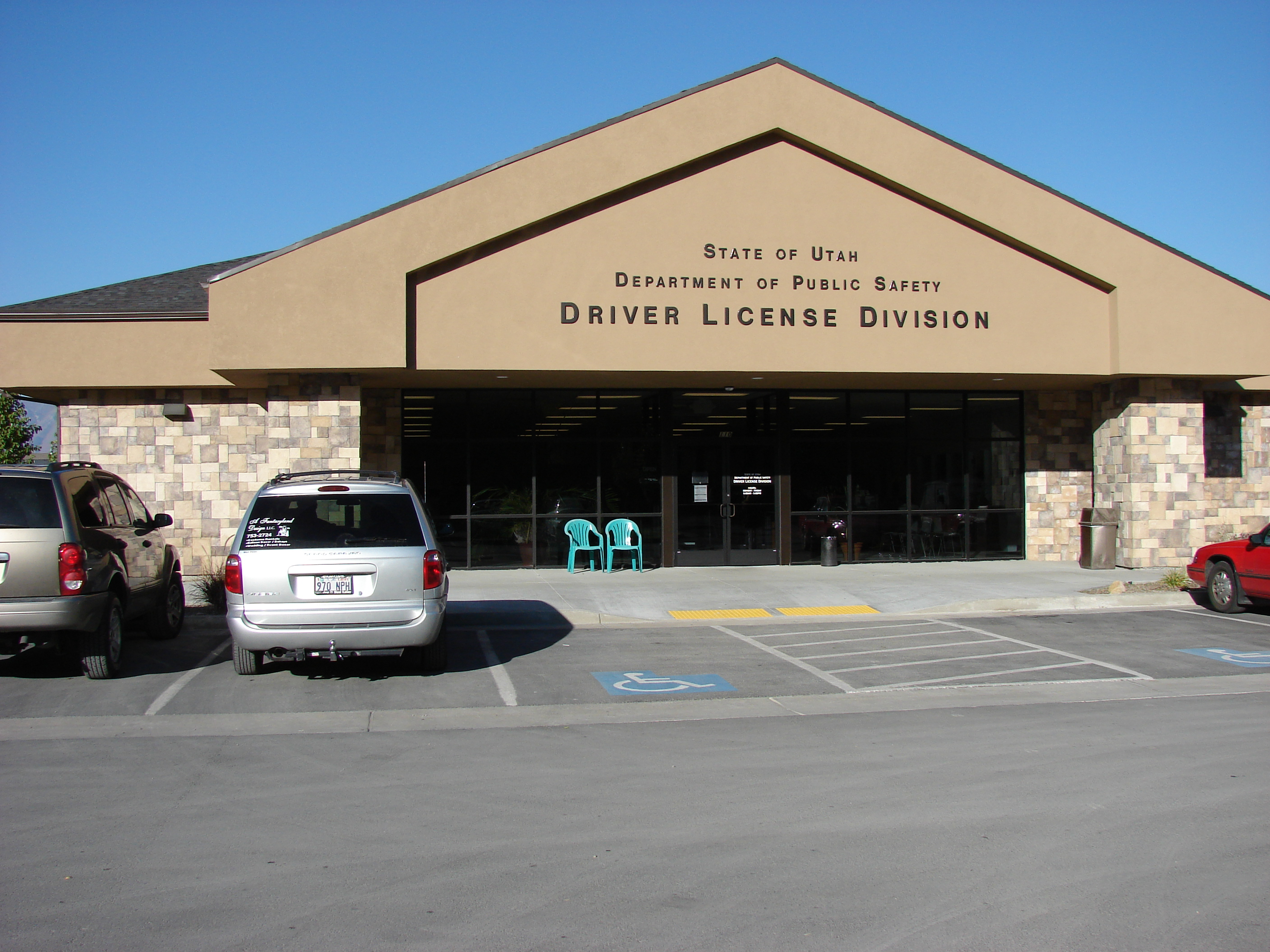 department of motor vehicles utah drivers license division