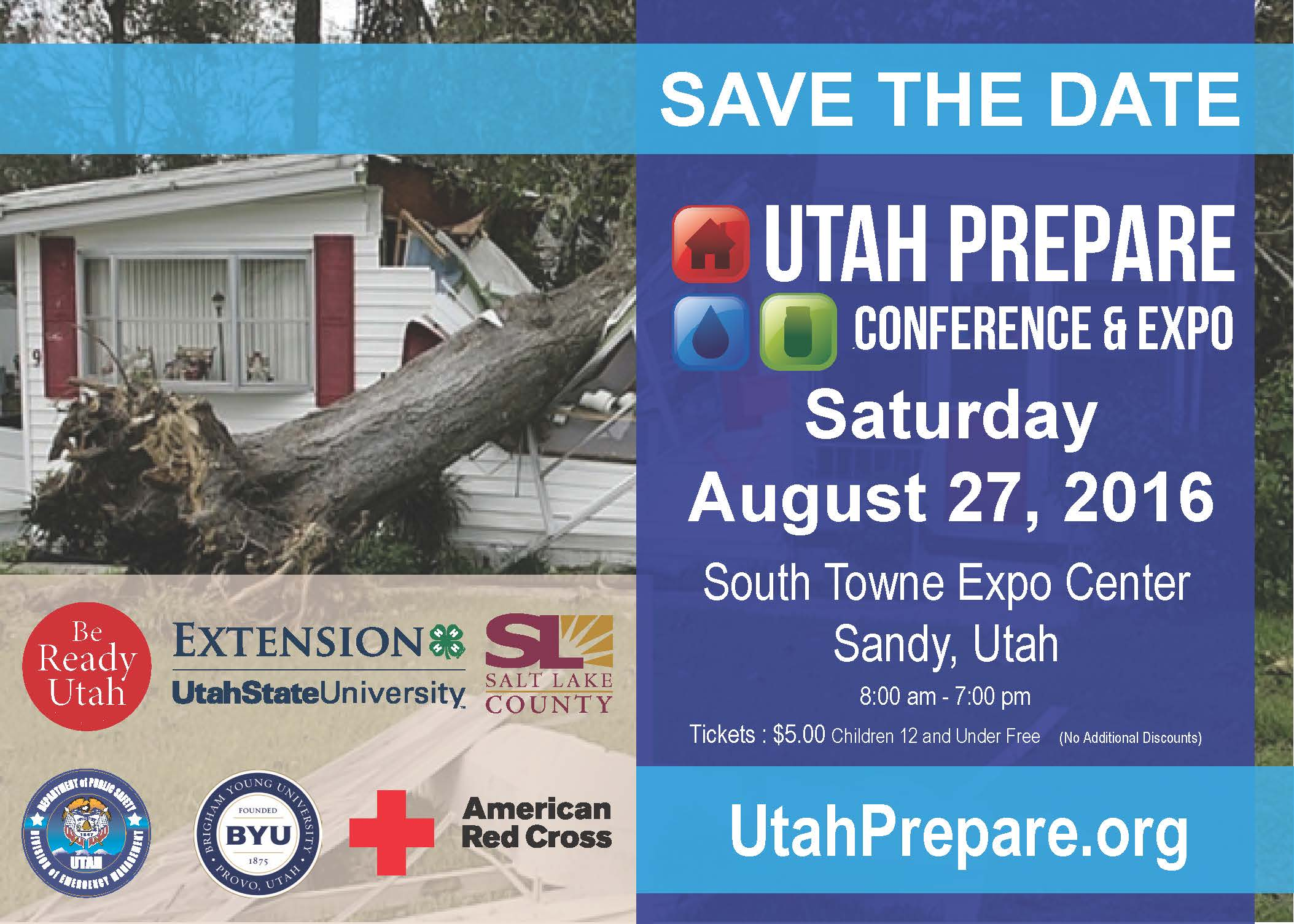 Utah PREPARE Conf. & Expo Announcement
