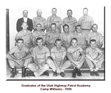 Graduates of UHP academy 1959