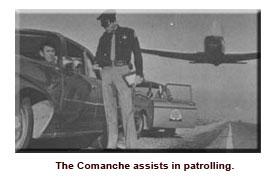 Comanche air patrol