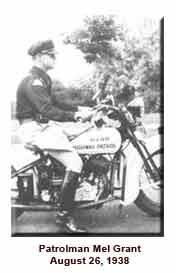 Patrolman Ed Grant