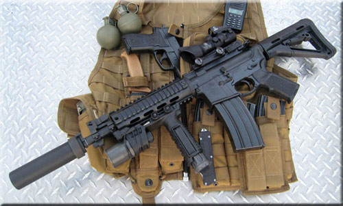 MP 5 by Vest
