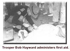 Trooper Hayward