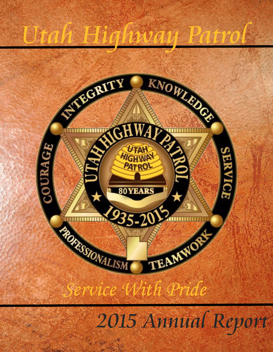 Cover of 2015 UHP Annual Report