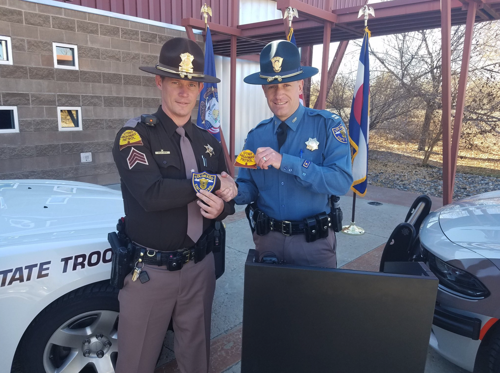 UHP and Colorado State Patrol are partnering to help increase safety on Utah's roadways during the Thanksgiving travel period.