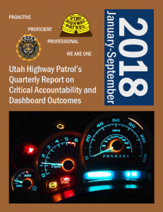 Cover of Jan-September 2018 Transparency Report