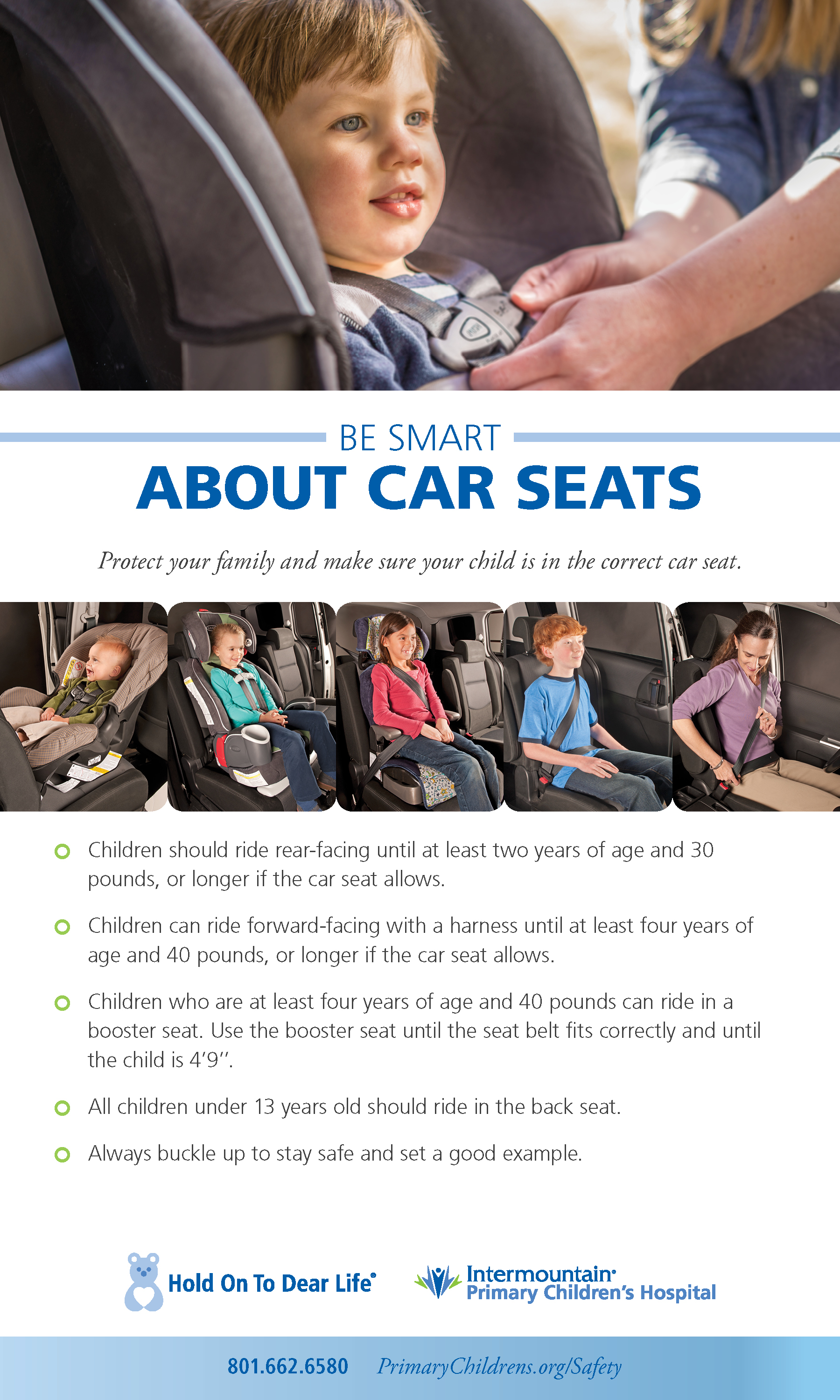 Car Seat Safety Dps Highway Safety