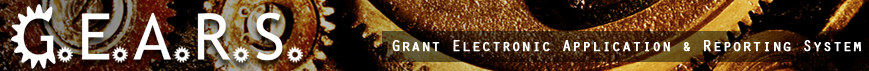 Banner for Utah GEARS page