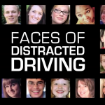 Screen cap of Faces of Distracted Driving click to view