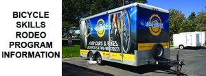 Picture of bicycle rodeo trailer