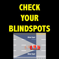 Check your blindspots