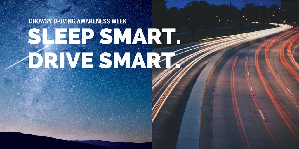 Sleep smart, drive smart