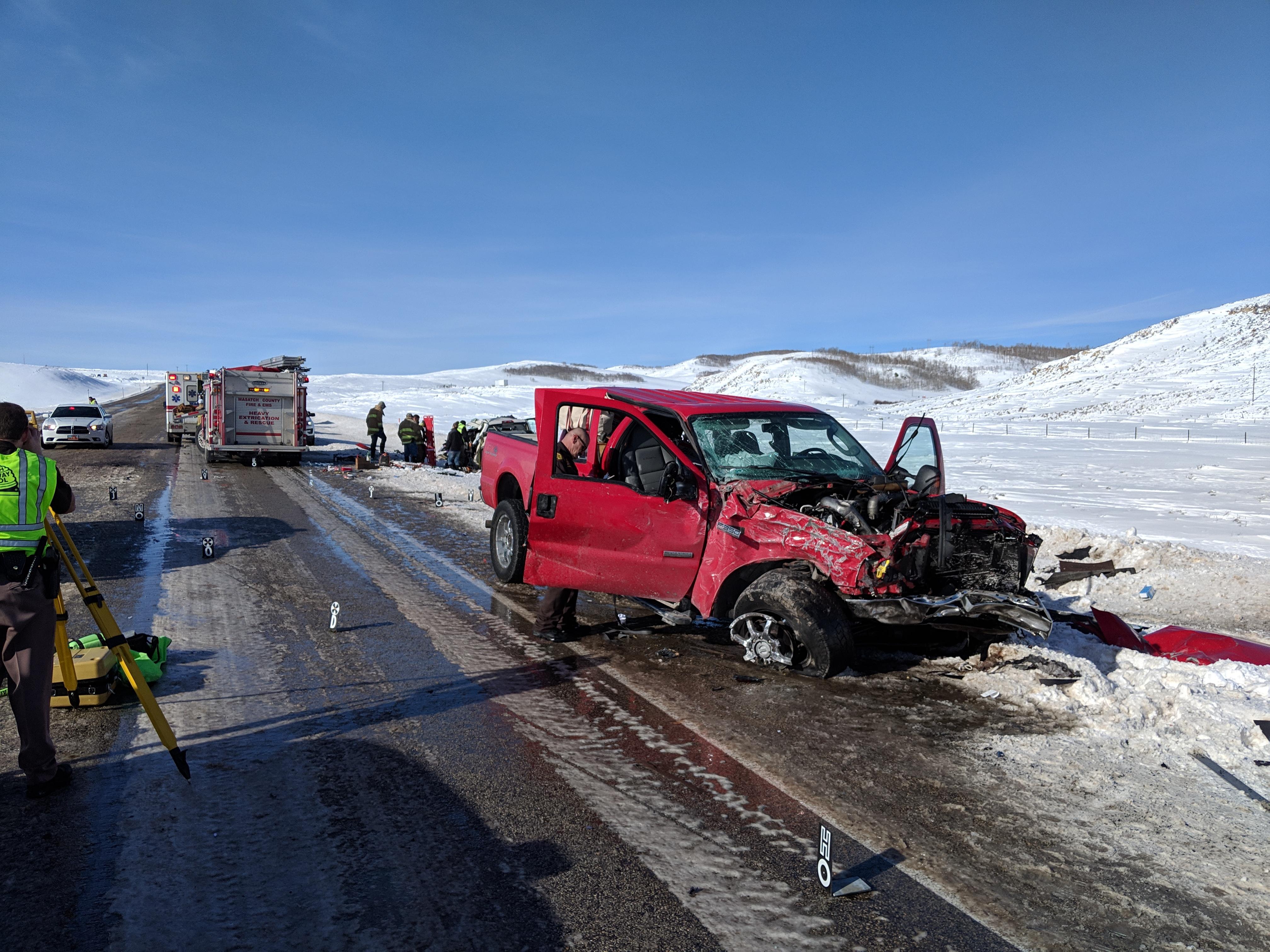 Head-on fatal crash at MM 50 on U S  Hwy 40 near Strawberry | DPS News