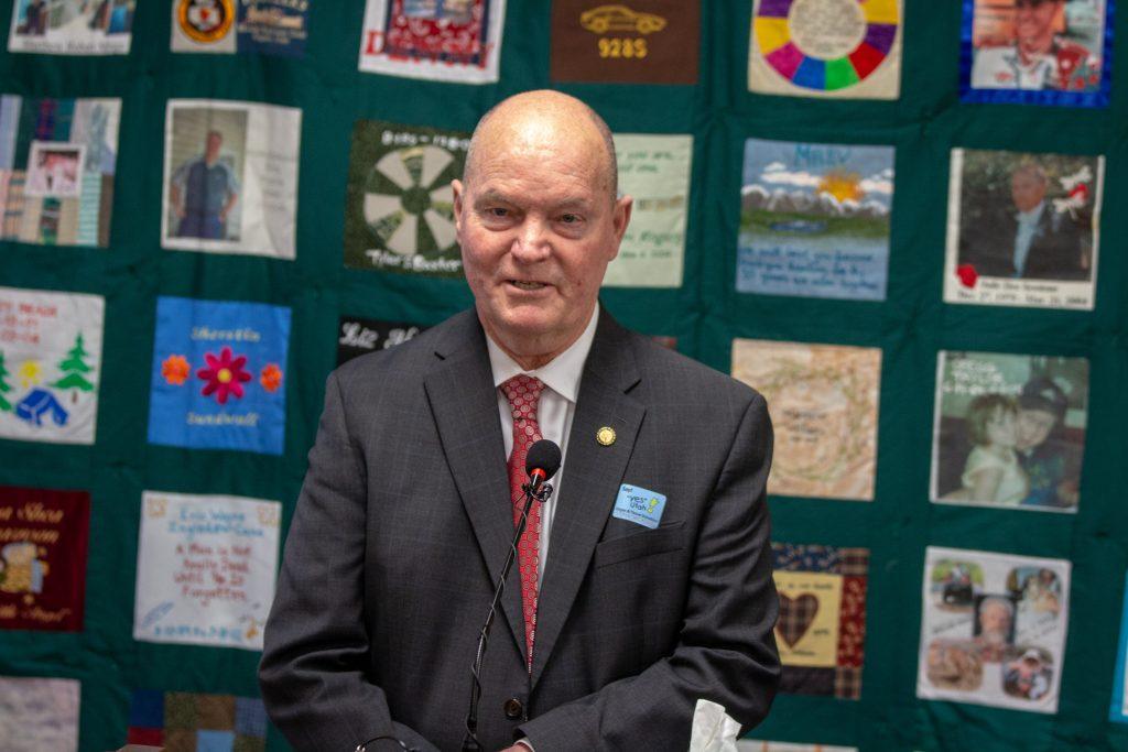 Utah State Senator Ralph Okerlund