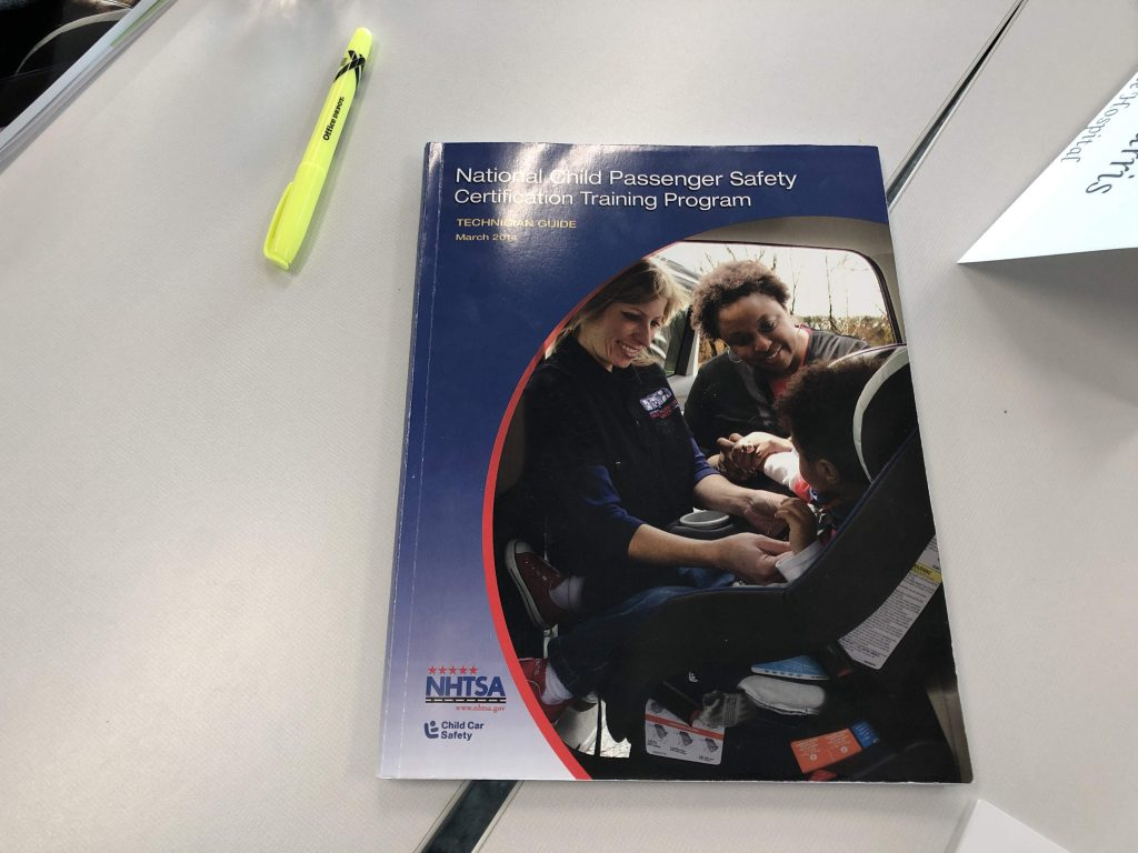 Cover of CPS training book