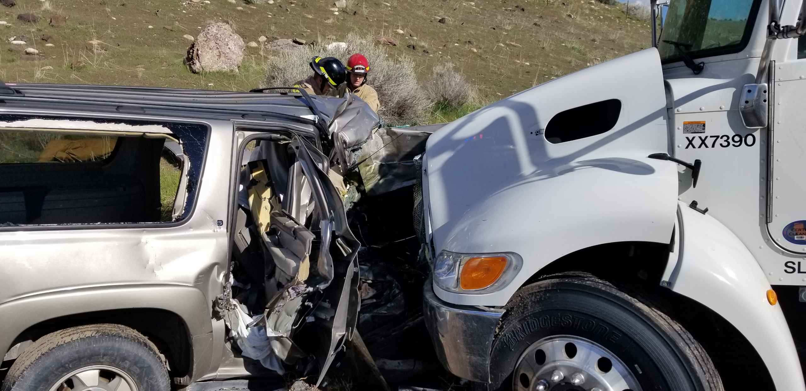 Double fatal on SR-132 MM 14 | DPS News