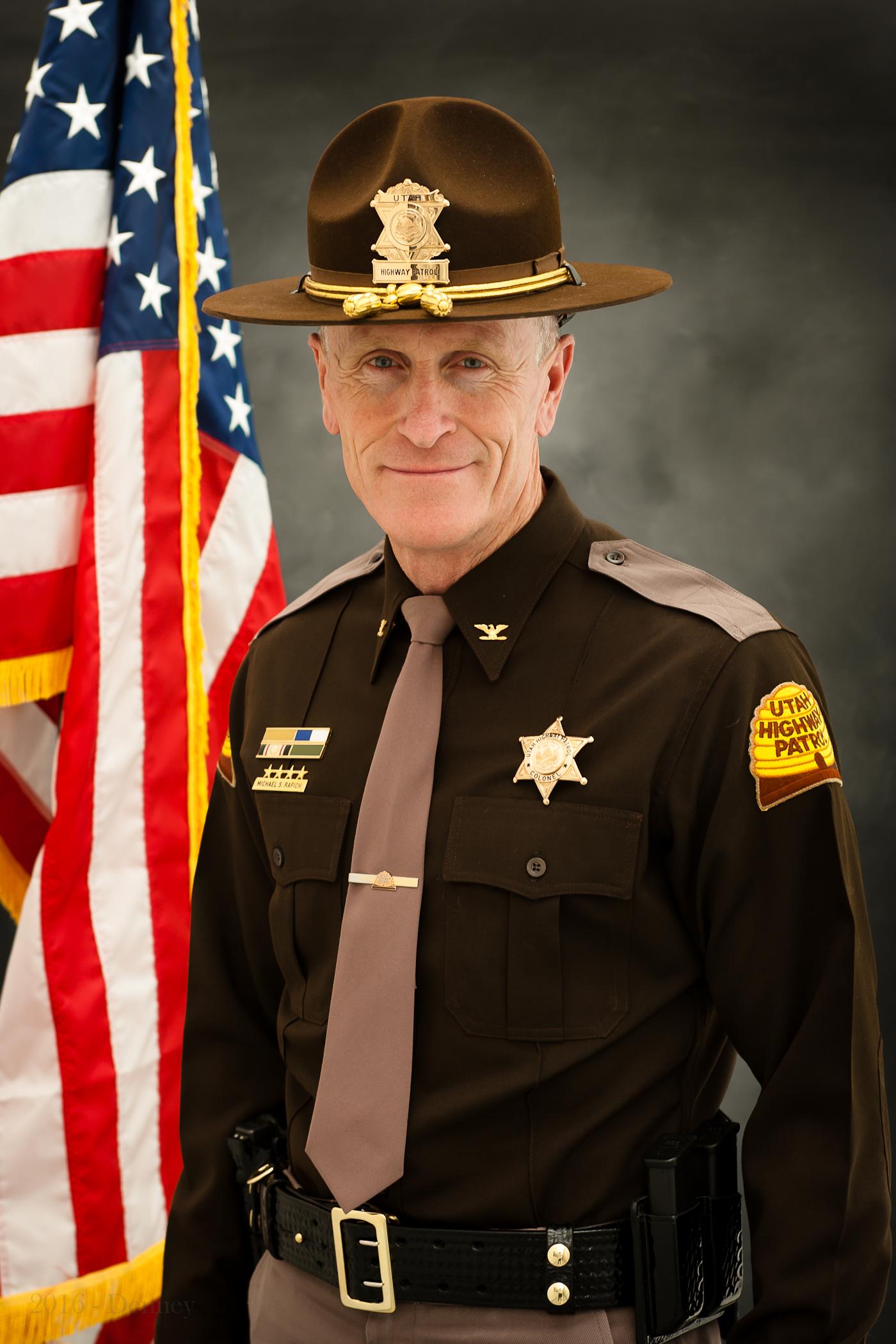 Colonel Mike Rapich