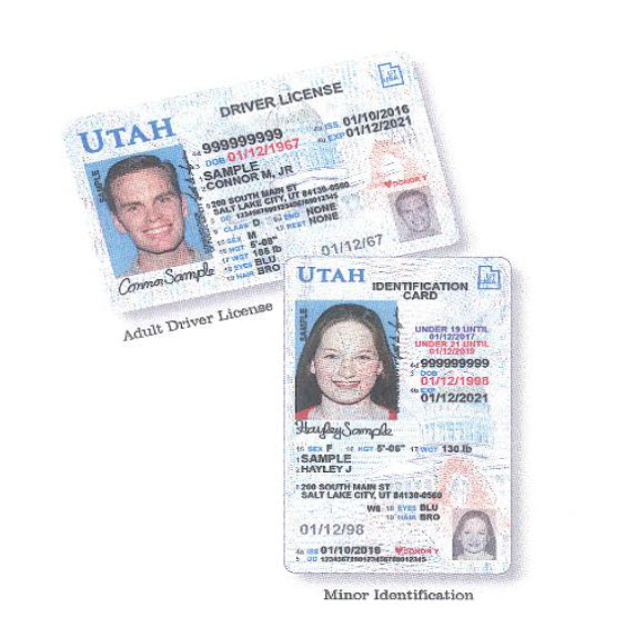 Utah Safety License Of New Public Division Introduces Cards Driver Department