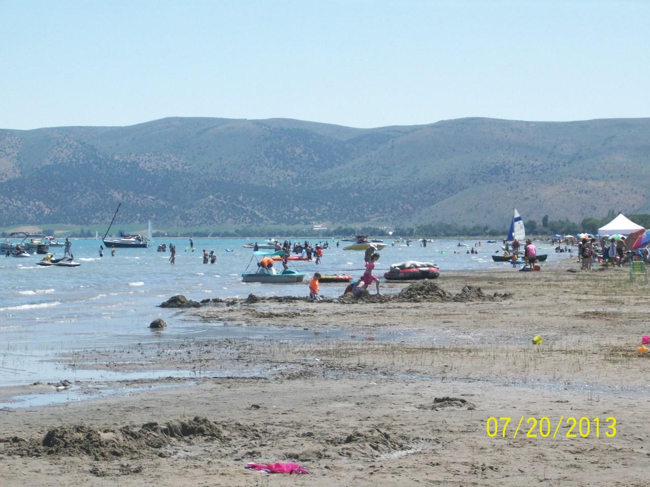 Bear Lake Rendezvous Beach - Beach