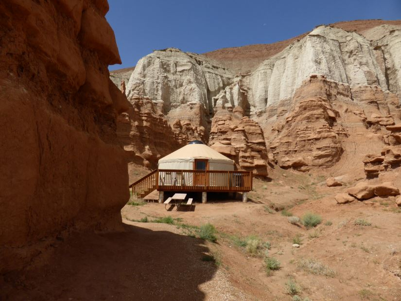 Camp At Utah S Goblin Valley State Park For A Unique