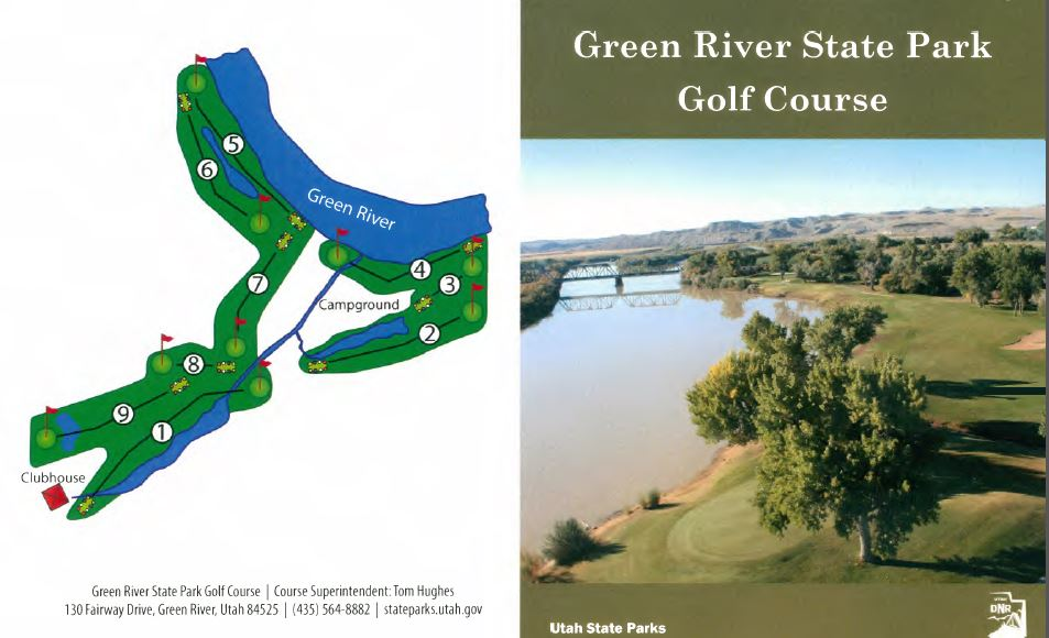 Course Map Photo
