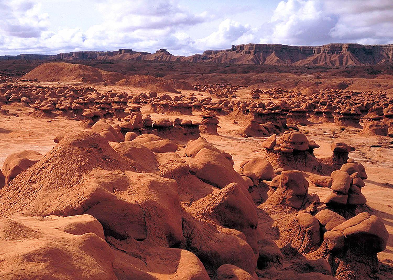 Goblin Valley Basin