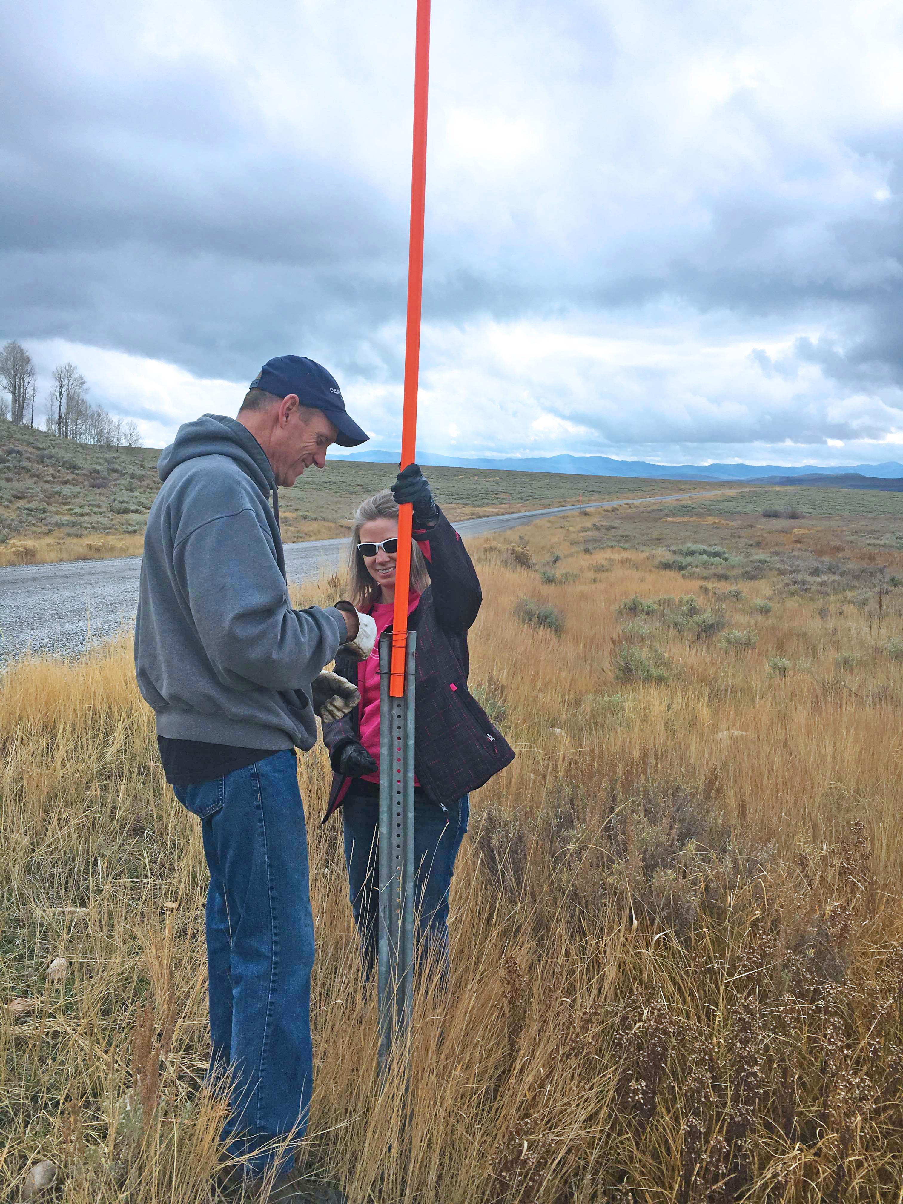 OHV Trail Volunteers