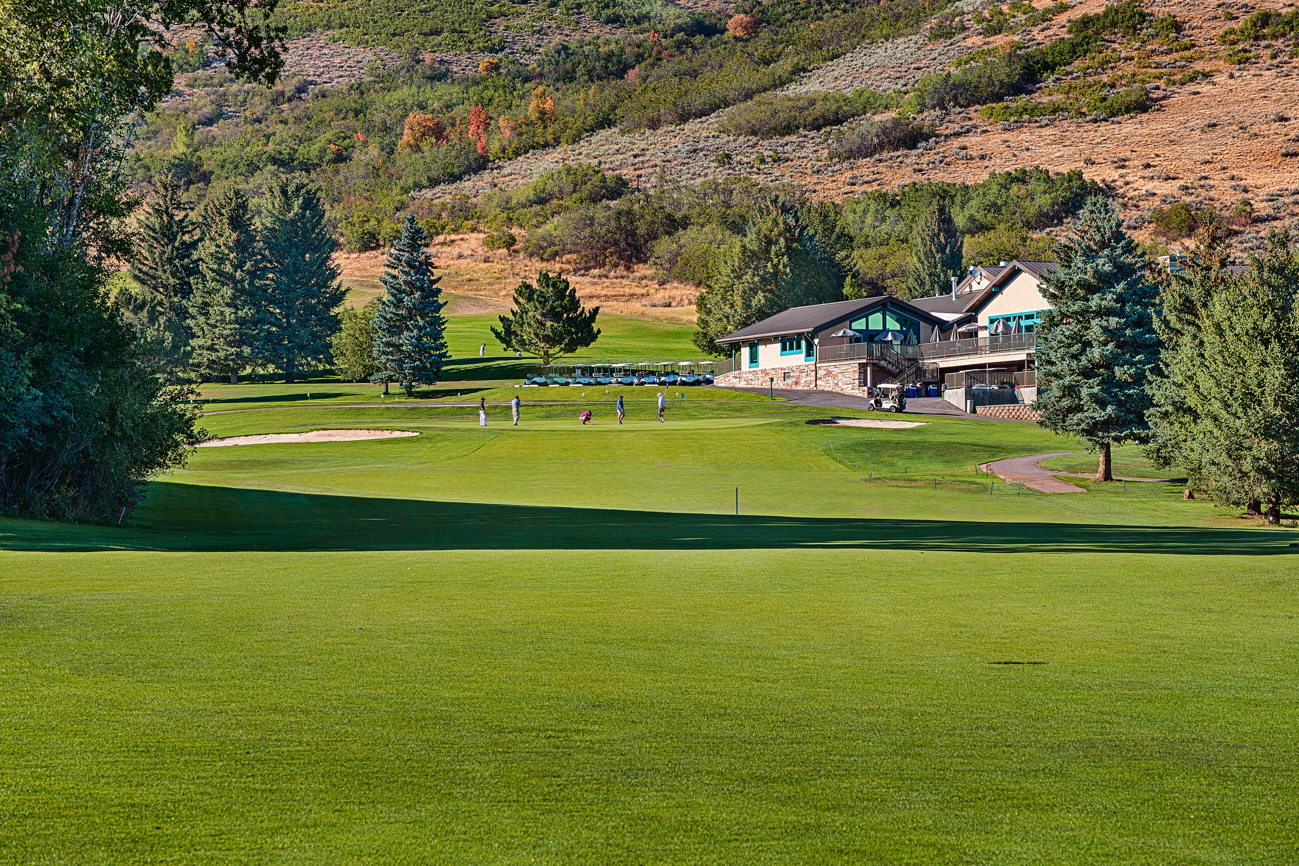 Wasatch Golf Utah State Parks